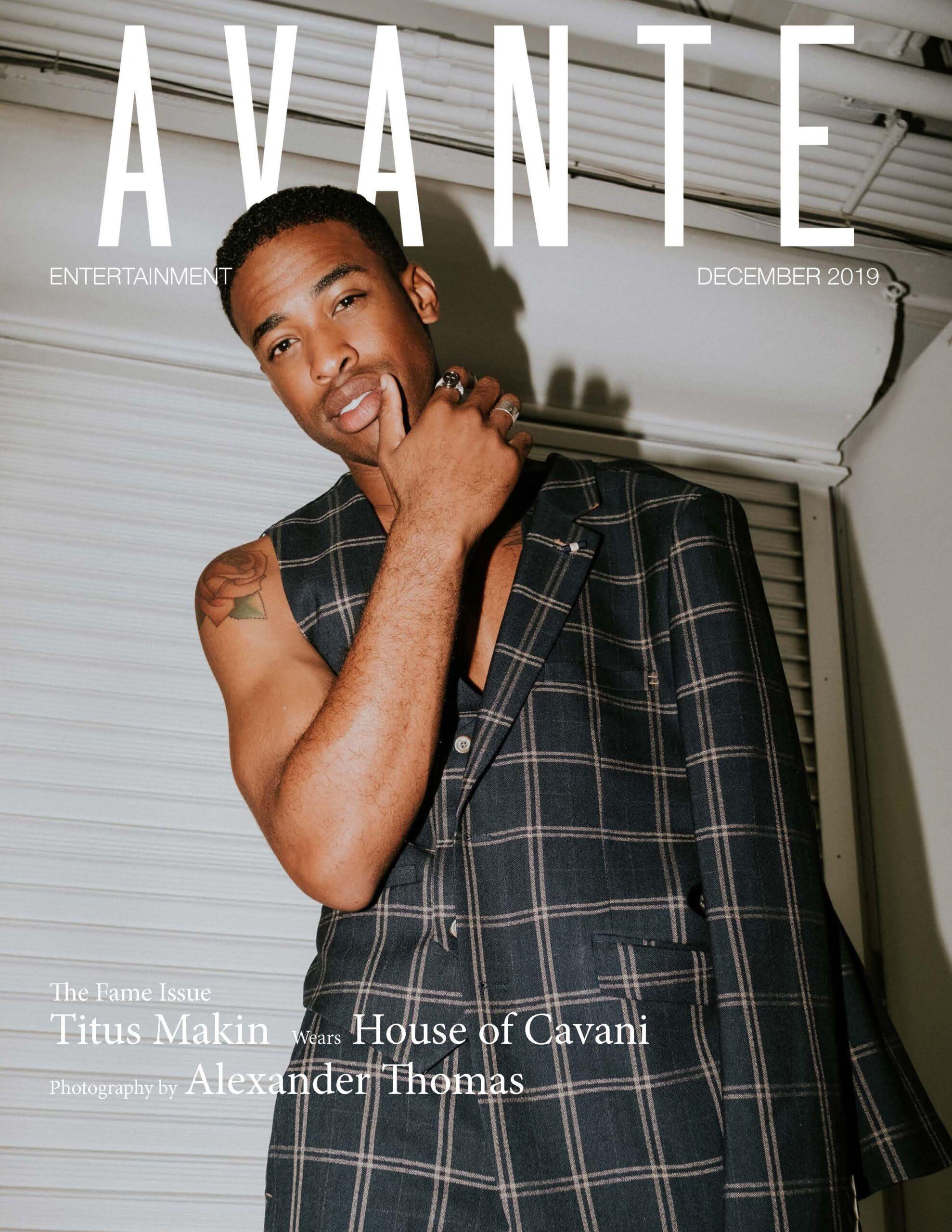 Titus (Avante Magazine)