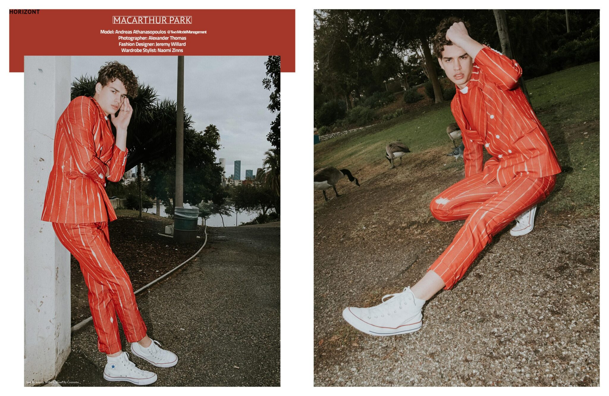 Macarthur Park (Horizont Magazine No. 7)